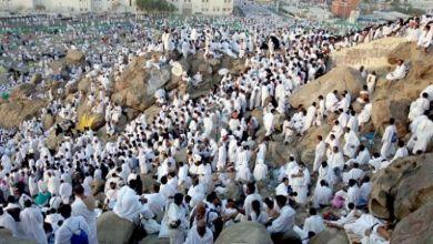 Photo of 1150 حاجاً من أسر شهداء الجيش الوطني اليمني يصلون منفذ الوديعة