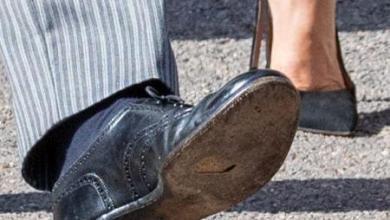 Photo of صور حذاء الامير هاري المثقوب , تفاصيل حول حذاء الامير هاري