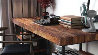 Photo of تصاميم مكاتب منزلية بالصور , صور مكاتب منزليه