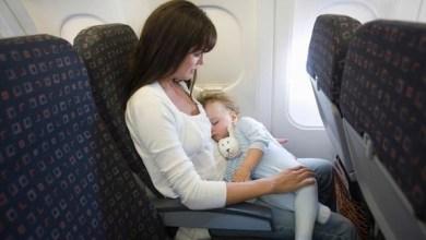 Photo of نصائح لاصطحاب الرضع في الرحلات الجوية