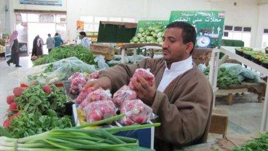 """Photo of """"البيئة"""": 95% من الخضروات والفاكهة في أسواق الرياض خالية من متبقيات المبيدات"""