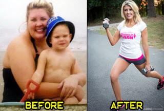 Photo of كيف تحولت من وزن 120 كيلو لمدربة رياضية