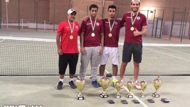 Photo of فريق التنس الأرضي بالنادي الفيصلي يحقق المراكز الأولى في بطولة أندية سدير والزلفي
