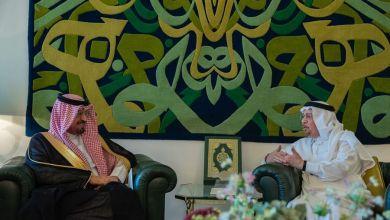 Photo of وزير الدولة للشؤون الخارجية يستقبل سفير البحرين لدى المملكة