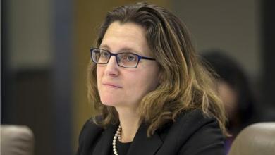Photo of وزيرة خارجية كندا تتطلع للقاء الجبير لبحث الخلاف بين البلدين