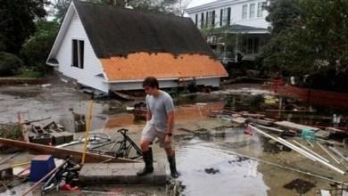 Photo of الولايات المتحدة: ارتفاع حصيلة الإعصار فلورنس إلى 31 قتيلاً