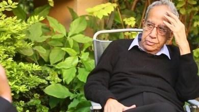 Photo of مصر: رحيل المفكر البارز جلال أمين عن 83 عاماً