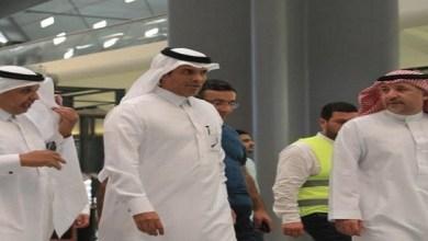 Photo of وزير النقل يتفقد محطة قطار الحرمين بجدة (صور)