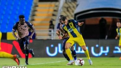 Photo of دوري الامير محمد بن سلمان : التعادل الايجابي يحسم قمة القصيم بين الحزم والتعاون