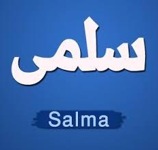Photo of ابيات شعر باسم سلمى , معنى اسم سلمى