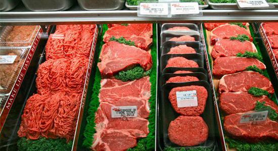 حكم اكل اللحوم المستوردة