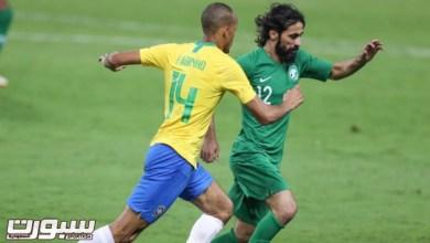Photo of عبد الغني: أستحق المشاركة أمام البرازيل