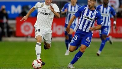 Photo of لاعب ريال مدريد: سنواصل العمل مع لوبيتيغي