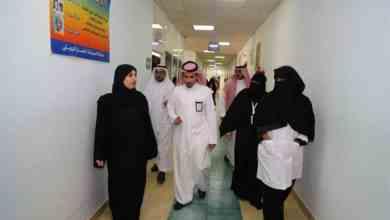 Photo of فيديو وصور.. نائبة وزير العمل تماضر الرماح تتفقد مرافق الوزارة في حائل