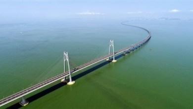 Photo of الصين تفتتح أطول جسر في العالم