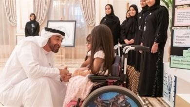 Photo of محمد بن زايد: سعداء برؤية نماذج وطنية ملهمة تستثمر الوقت والإمكانات في أعمال ابتكارية