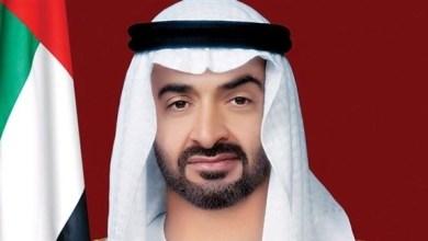 Photo of محمد بن زايد يهنئ برهم صالح بانتخابه رئيساً للعراق