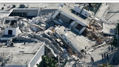 Photo of زلزال يضرب شمال هايتي