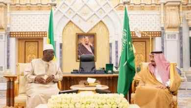 Photo of خادم الحرمين الشريفين يستقبل رئيس جمهورية السنغال