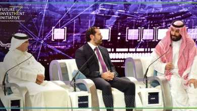 Photo of ولي العهد يصحح لمدير جلسة مبادرة مستقبل الاستثمار معلومة خاطئة عن الاقتصاد السعودي