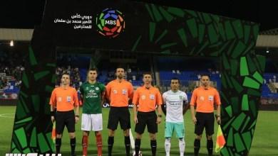 Photo of صور من لقاء الاتفاق والاهلي – دوري الامير محمد بن سلمان