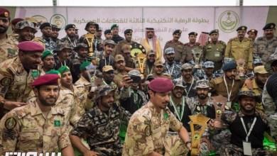 Photo of بالصور الفريق أول القحطاني يتوج الفائزين ببطولة الرماية التكتيكية الثالثة للقطاعات العسكرية
