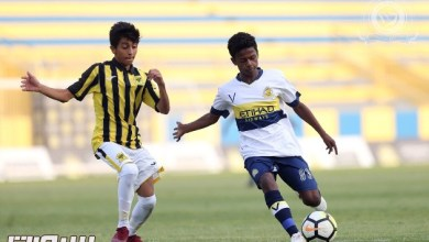 Photo of فوز الأهلي والهلال والنصر والباطن في الجولة الثانية من دوري البراعم تحت 15 سنة