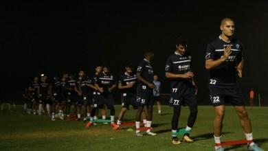 Photo of مران لياقي مكثف للاعبي الباطن بعد الراحة