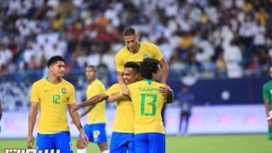 Photo of تغطية لقاء المنتخب السعودي امام البرازيل – بطولة سوبر كلاسيكو الودية ( عدسة محمد المسعري )