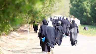 Photo of بالصور: لأول مرة عربيًا.. 50 سعودية ينفذن فرضية إنقاذ في البر والبحر