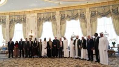 Photo of اخبار الامارات اليوم العاجلة – محمد بن زايد يستقبل أعضاء الأمانة العامة للمجلس العالمي للمجتمعات المسلمة