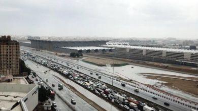"""Photo of """"الأرصاد"""" تنبه من هطول أمطار متوسطة إلى غزيرة على جدة وما جاورها"""