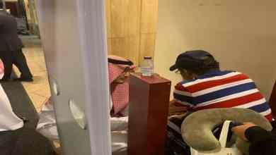 Photo of بالفيديو: نائب أمير الشرقية يصطحب مواطن وأسرته في طائرته الخاصة بعد أن فاتتهم رحلتهم