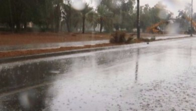 Photo of بلدية العين للجمهور: انتبهوا من الأتربة ولا تقودوا مركباتكم بسرعة عالية