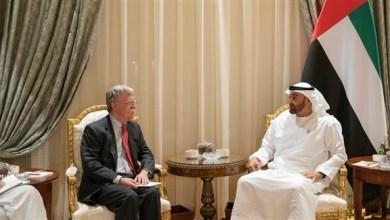 Photo of محمد بن زايد يبحث علاقات التعاون مع مستشار الأمن القومي الأمريكي