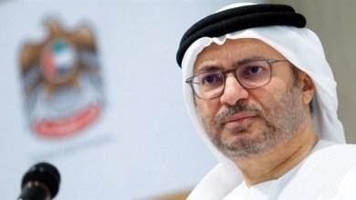 Photo of مسؤول إماراتي: نرحب بعقد مباحثات بشأن اليمن في السويد
