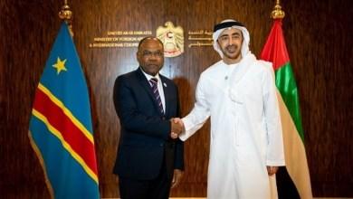 Photo of عبدالله بن زايد يستقبل وزير خارجية الكونغو