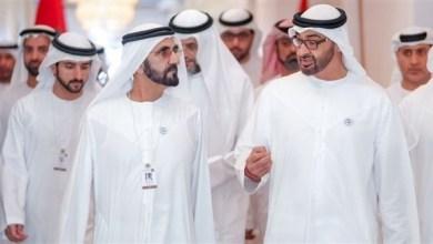 Photo of محمد بن زايد: في الاجتماعات السنوية للحكومة تلتقي الإرادة الوطنية والطموح