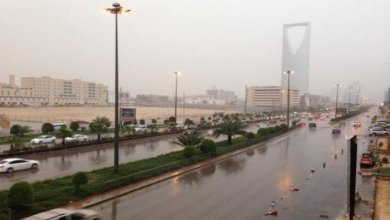 Photo of الأرصاد تكشف عن توقعاتها لحالة الطقس اليوم ببعض مناطق المملكة
