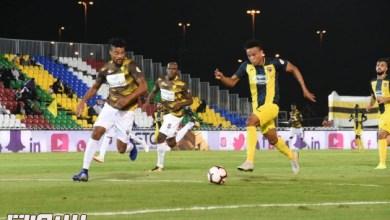 Photo of دوري الامير محمد بن سلمان : تعادل دراماتيكي بين أحد والحزم بثلاثة اهداف لمثلها