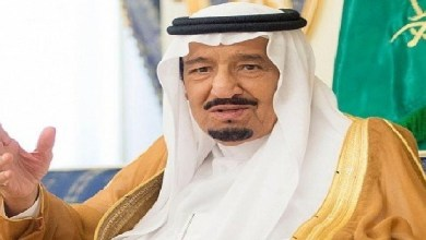 Photo of الملك يصل الحدود الشمالية