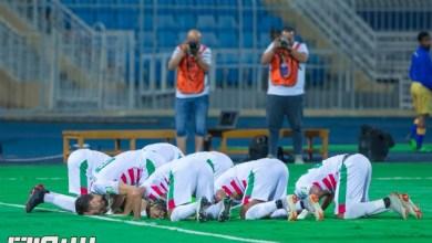 Photo of صور من لقاء النصر و مولودية وهران الجزائري – كأس زايد للأندية العربية