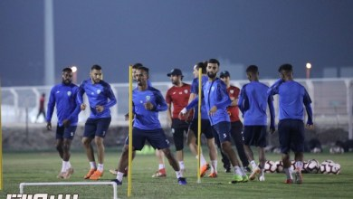 Photo of تمارين تكتيكية مكثفة للاعبي الفتح على الملعب الرديف