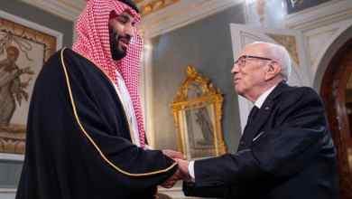 Photo of ولي العهد يغادر تونس.. ويبعث برقية شكر للرئيس السبسي