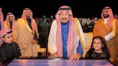 Photo of شاهد.. خادم الحرمين يُدَشِّن مشروع وعد الشمال الصناعي بالحدود الشمالية