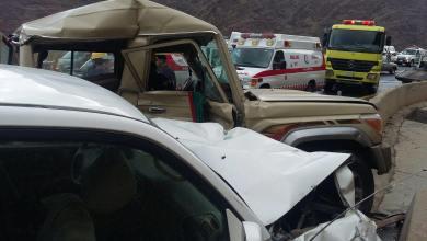 Photo of تفاصيل حادث مروع بعسير ادى الى وفاة 5 طلاب