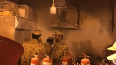 Photo of تفاصيل عند حريق الجنادرية 33 , سبب حريق الجنادرية