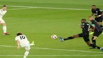 Photo of للعام الثالث توالياً.. ريال مدريد بطلاً لكأس الأندية