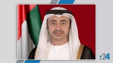 Photo of عبدالله بن زايد :الإمارات تمضي بعزيمة لا تلين في مسيرتها الرائدة