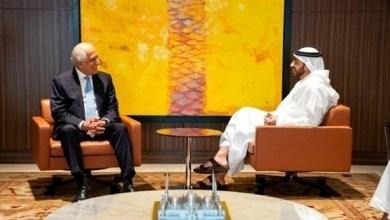 """Photo of """"أخبار الساعة"""": الإمارات… دعم متواصل لمسار السلام في أفغانستان"""